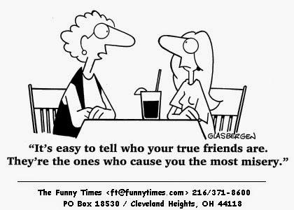 Best Funny cartoon jokes on friends