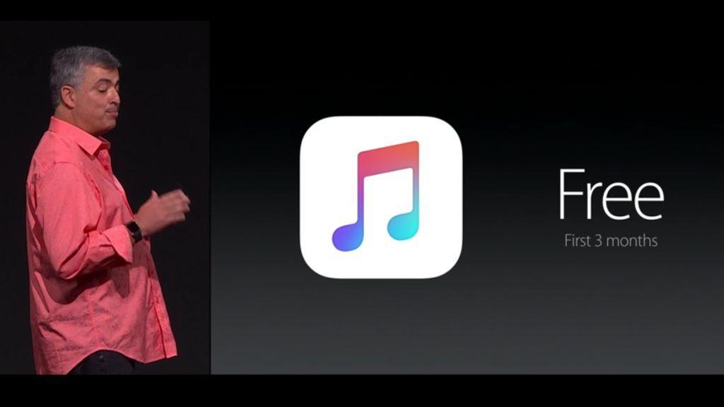 Eddy Cue apresenta o Apple Music