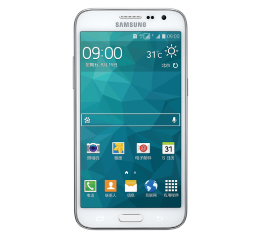 Samsung Galaxy Core Max 02 sim chính thức ra mắt