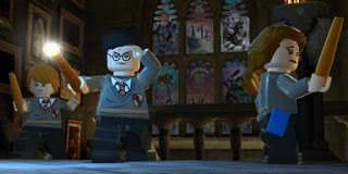Screenshot Lego Harry Potter Years 5-7
