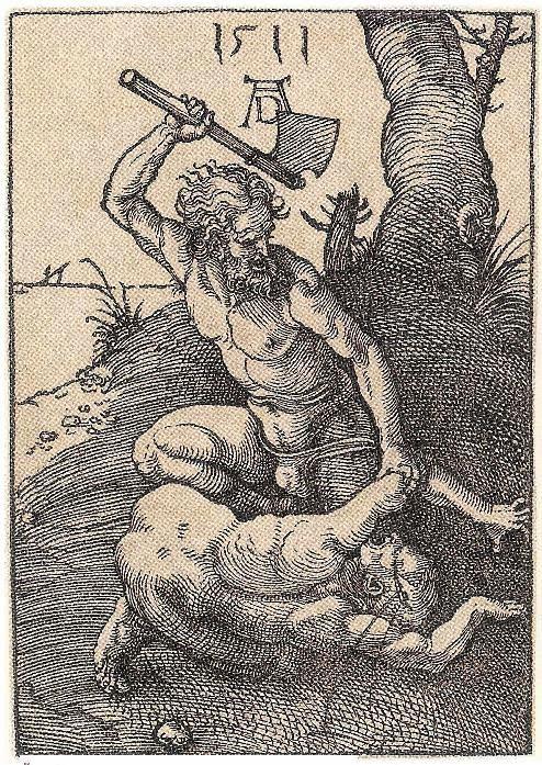 Durer Cain Abel