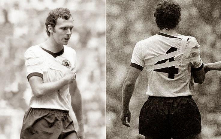 Image result for Franz Beckenbauer 1970