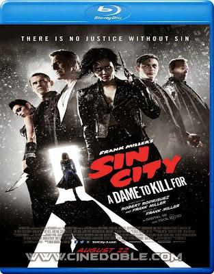 Sin City: A Dame to Kill For (2014) 1080p Español Subtitulado