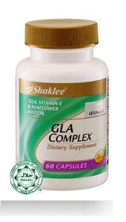 GLA+Shaklee Kebaikan GLA Complex Shaklee Untuk Wanita