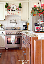 christmas kitchen decor ideas - How To Decorate Your Kitchen Island For Christmas