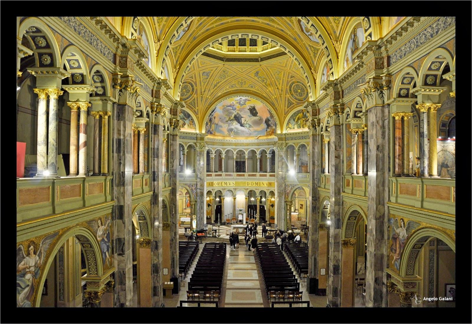 4 passi a lodi e dintorni basilica di sant 39 antonio abate - Piscina s angelo lodigiano ...