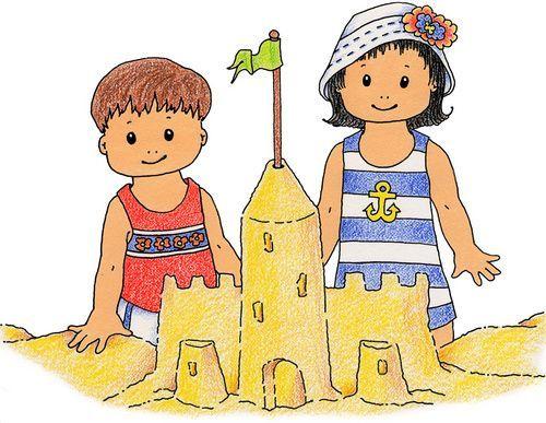 Juegos de verano para niños - Burbujitas