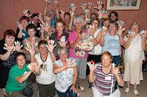 2012 - Marionettes à doigts pour les enfants de l'Hôpital Ste-Justine