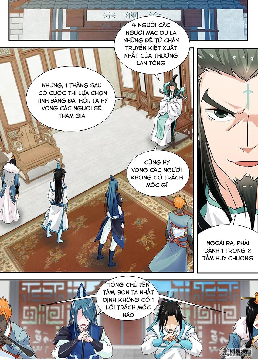 Vĩnh Hằng Chí Tôn Chapter 83 - Hamtruyen.vn