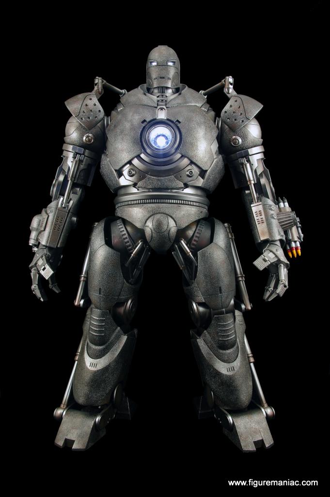 Iron Man Mark 7 Hot Toys Hot Toys Iron Man - Ir...