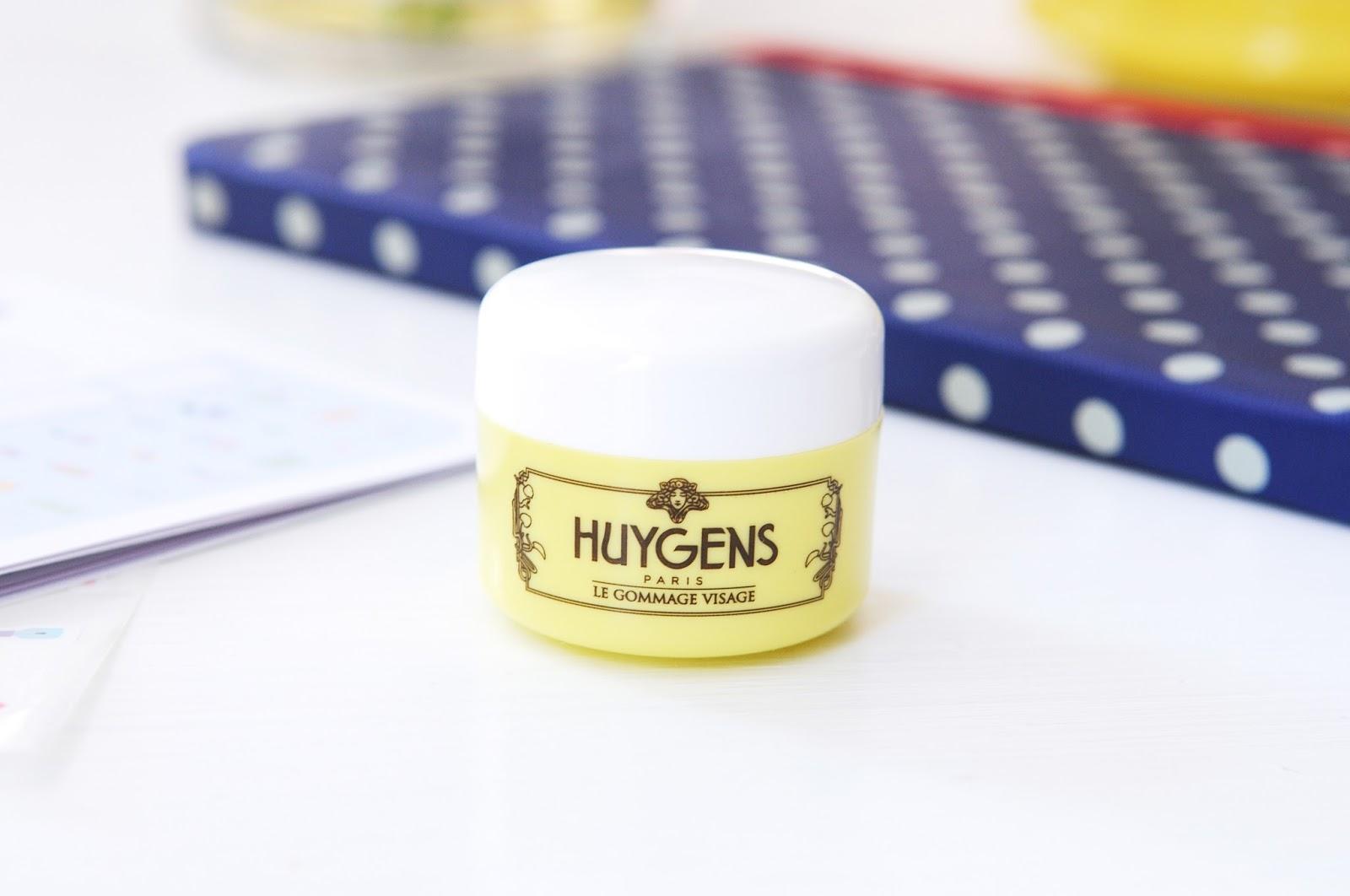 Huygens Le Gommage Visage