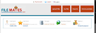 FILEMATES premium accounts 17 september 2012