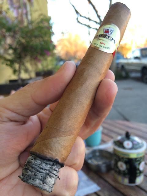 Baccarat cigar 2