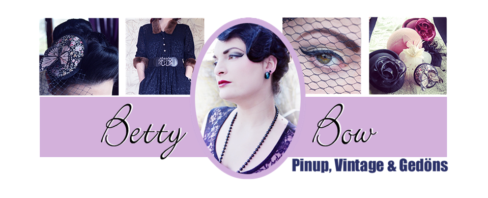 Betty Bow - Vintage, Pin-Up und Gedns