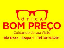 ÓTICA BOM PREÇO - OLINDA - FONE 3014-3201