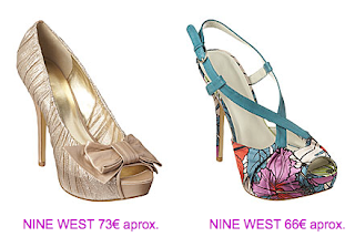 NineWest peep-toes