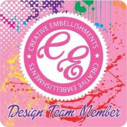 Proud Member of Creative Embellishments Team