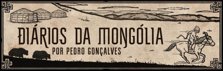 Diários da Mongólia