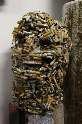 """""""Iraqi Veteran Burn Victim"""" karya John Norwood"""