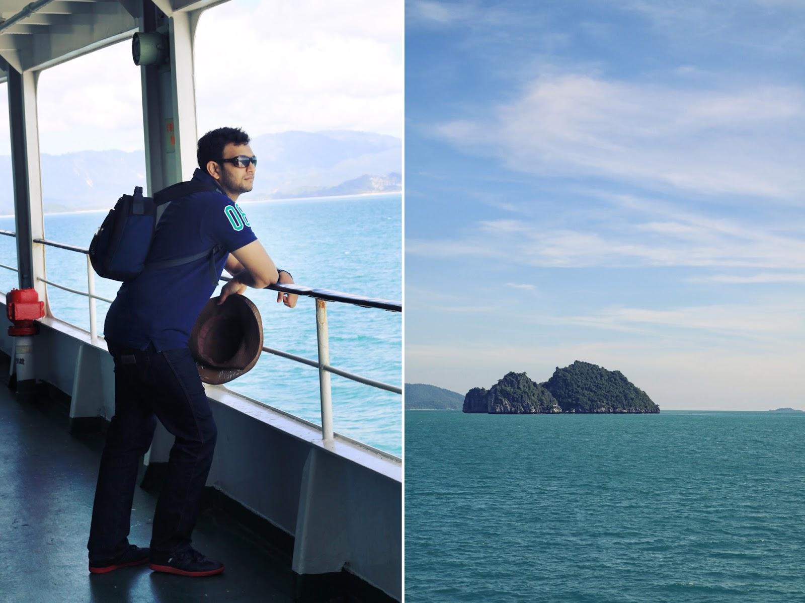 Koh Samui Ferry,Surat Thani Beach