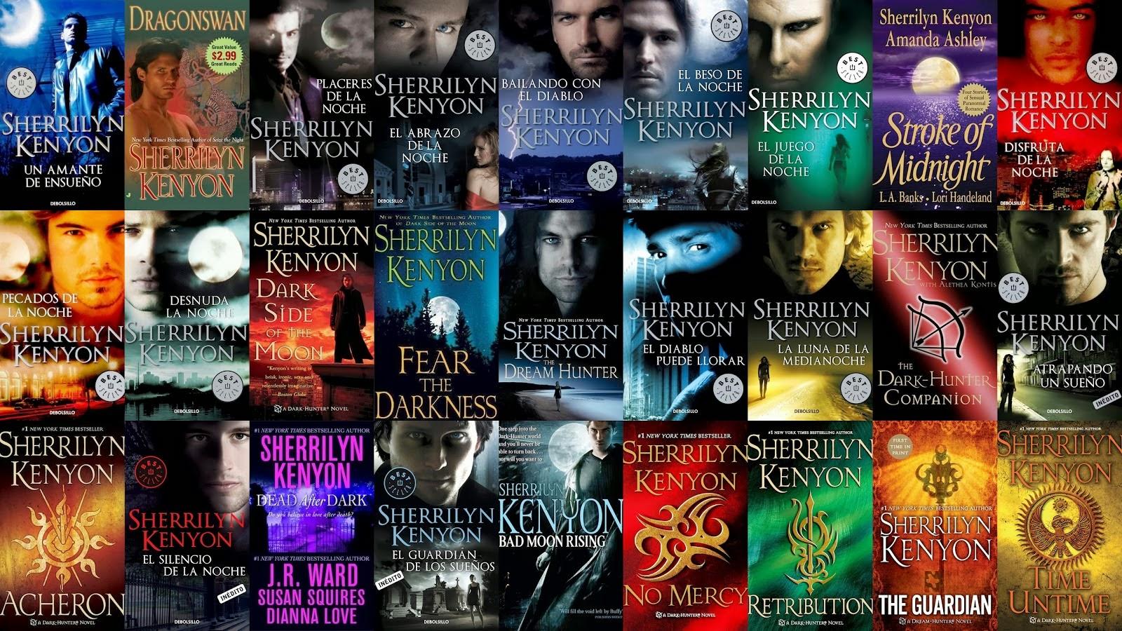 Saga Cazadores Oscuros por Sherrilyn Kenyon - PDF - Español
