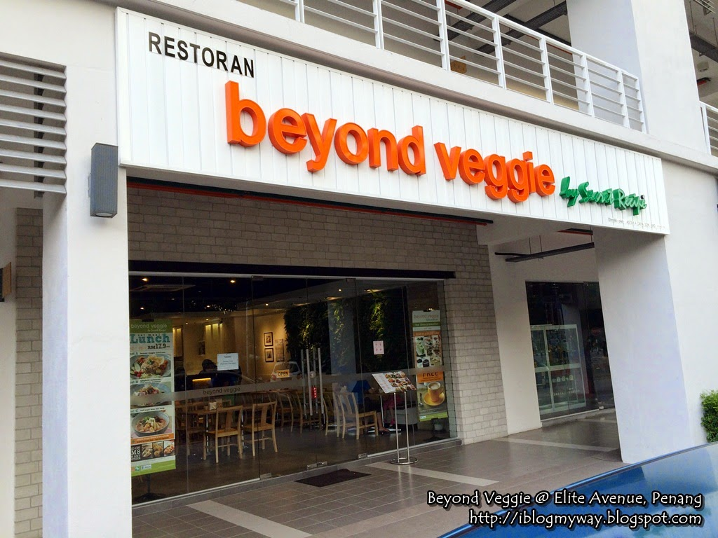 Beyond Veggie Penang Outlet Vegetarian Food