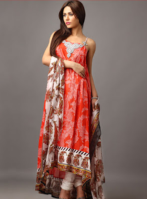 Designer Dresses 2012
