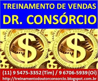 TREINAMENTO DE VENDAS DR. CONSÓRCIO