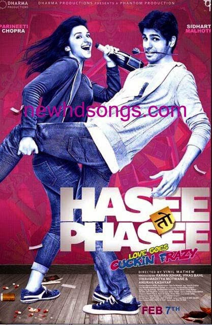 Hasee Toh Phasee (2014) Songspk Mp3 Songs Free Download