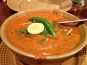 Butter chicken i Mumbai