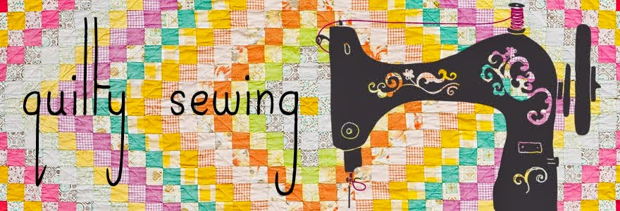 Quilty Sewing