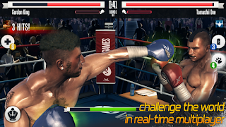 Game Real Boxing MOD APK (Unlimited Money+Pack Unlocked) Terbaru