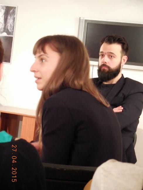 Ioana Manciu si Bobi Pricop