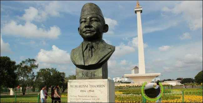 Patung Mohammad Husni Thamrin