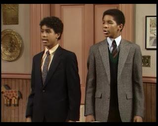 Cosby Show Huxtable fashion blog 80s sitcom Tyrone Baxter Jason Warwin Aaron Stokes Ermundo Russell