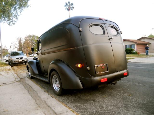 1939 Chevrolet Panel Van
