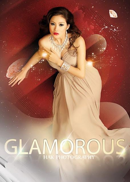 Myanmar Model - Awn Seng - Glamorous