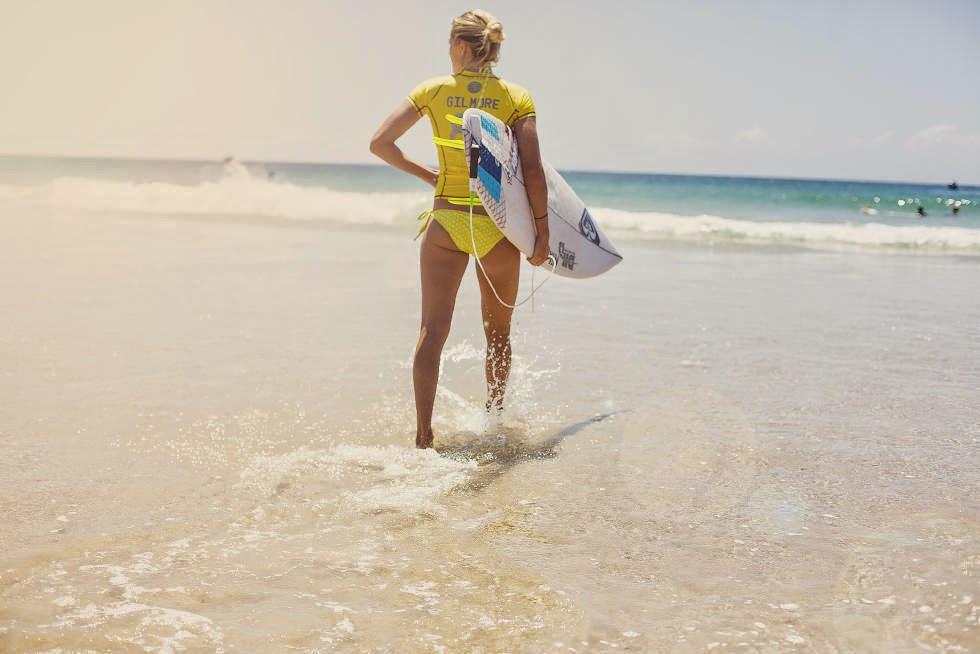 62 Roxy Pro Gold Coast 2015 Stephanie Gilmore Foto WSL Kelly Cestari