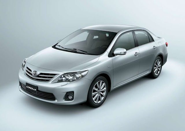 Toyota Corolla 2012