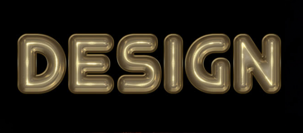 A Great Silver 3D Text Effect in Photoshop