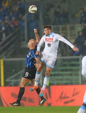 Napoli Imbang 1-1 Lawan Atalanta