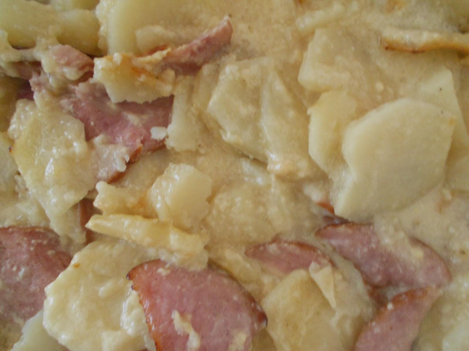 Scalloped Potatoes And Ham Recipes — Dishmaps