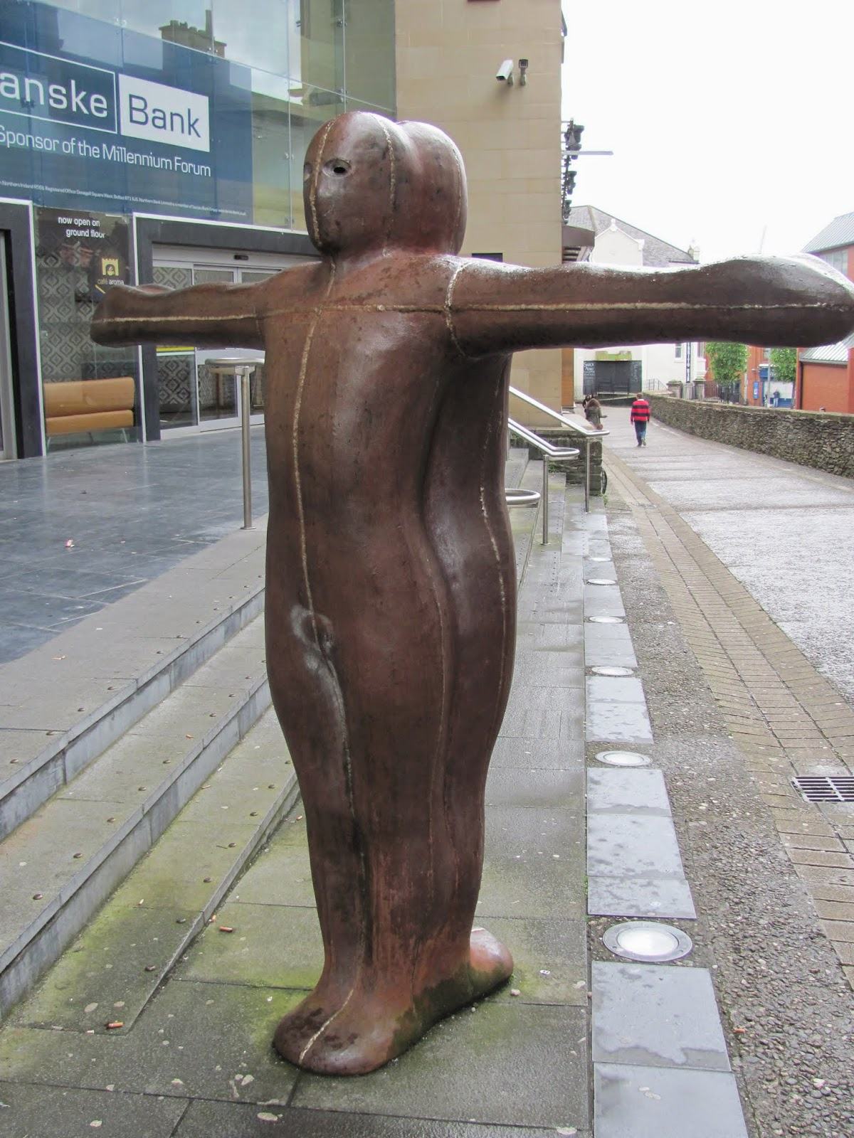 Peace Sculpture Derry, Northern Ireland