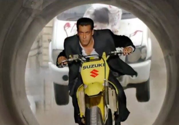 Bike Redding in Jai ho