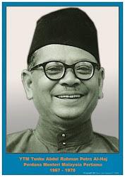 Perdana Menteri Malaysia Pertama