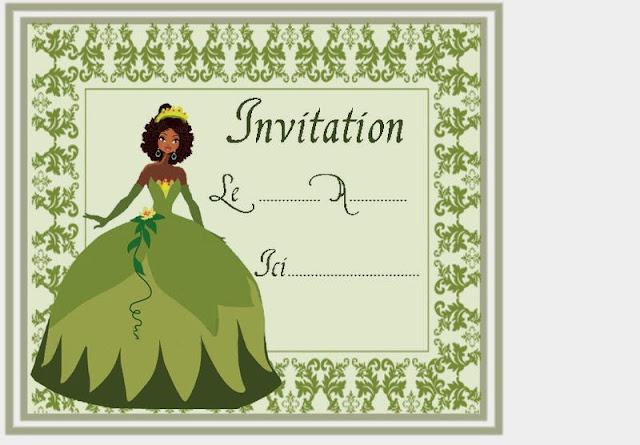 Invitación.