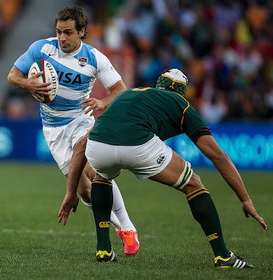 Los Pumas vs Sudáfrica - Rugby Championship 2013