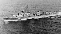 Skoryy class destroyer