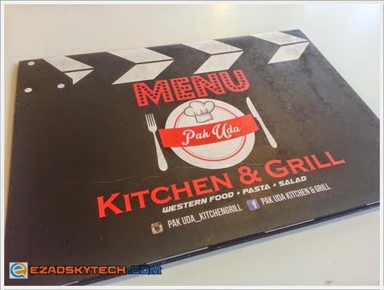 Pak Uda Kitchen & Grill Pusat Perdagangan Selaseh
