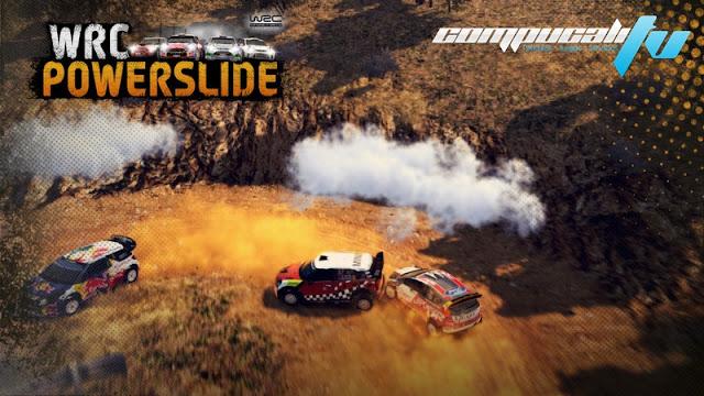 WRC Powerslide PC Full Español